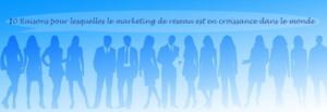 Vente-Directe-Marketing de réseau-MLM